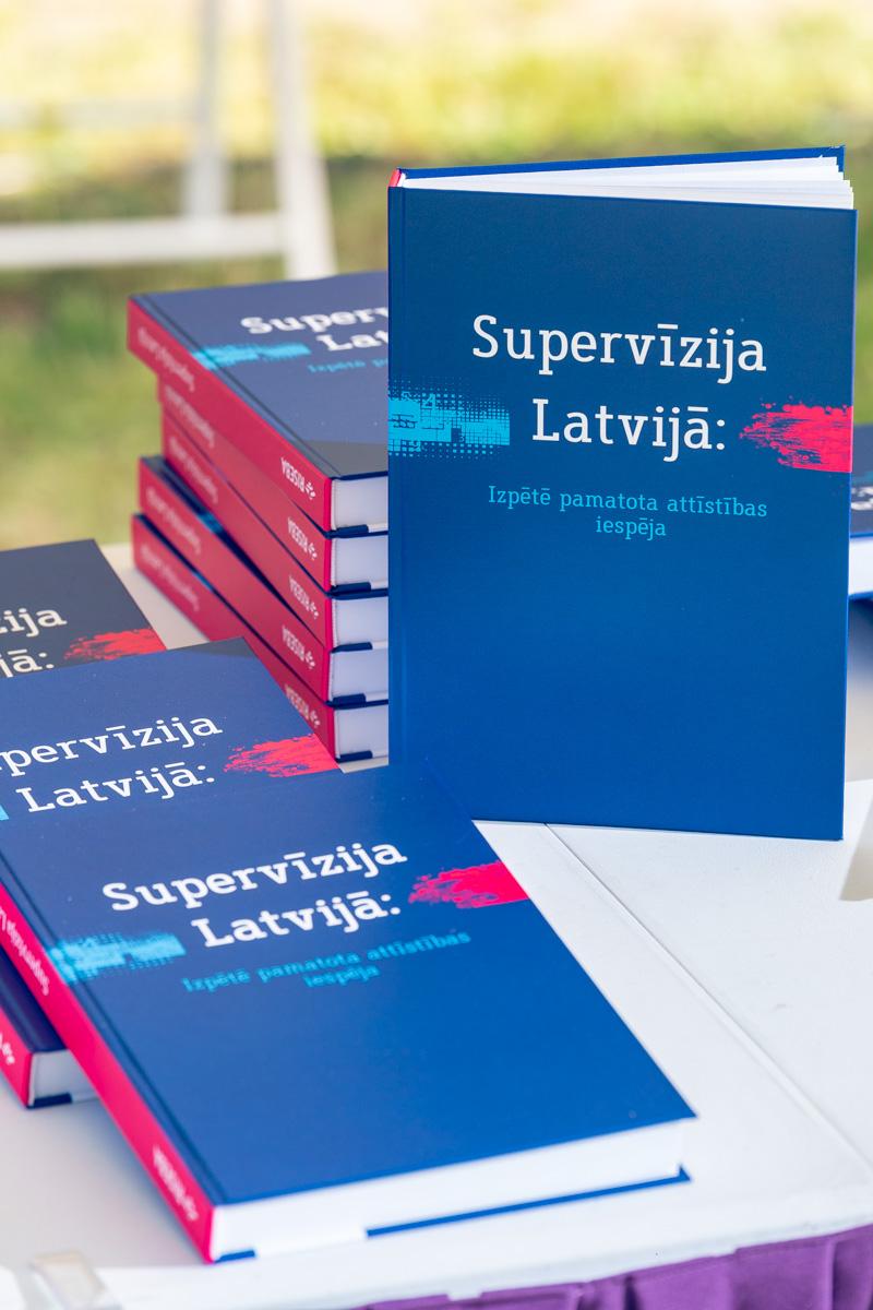 Supervīzija Latvijā