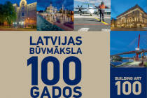 "Photo exhibition ""Latvian art of building in 100 years"""